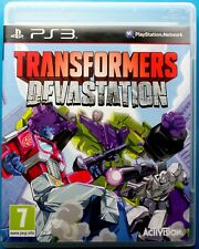 Transformers Devastation - PS3 Playstation 3 - FREE 1st CLASS & FAST POST