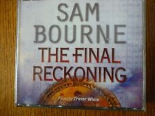4 CD AUDIO BOOK - THE FINAL RECKONING - Sam Bourne