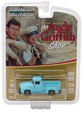 1:64 GreenLight *HOLLYWOOD R17* ANDY GRIFFITH SHOW 1956 Ford F-100 Pickup *NIP*