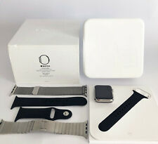 Apple Watch 42mm Stainless Steel Case Ceramic Back (modello: A1554)