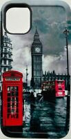 10Red Telephone Big Ben Booth Box London Retro Vintage Phone Case Cover Iphone 7