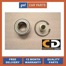 CONTINENTAL DIRECT FRONT WHEEL BEARING KIT FOR CITROEN C3 2002 ONWARDS