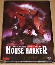 I HAD A BLOODY GOOD TIME AT HOUSE HARKER -DVD R2- English Español -Precintada