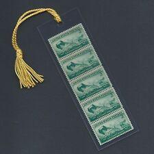 Coast Guard WWII Stamps Bookmark Unique!