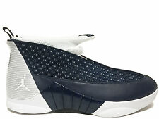 Nike Air Jordan 15 Retro XV Obsidian Men Basketball Aj15 2017 Shoes  881429-400 10