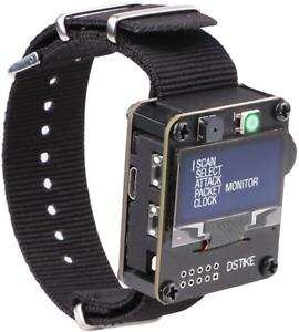 Seamuing WiFi Test Tool ESP8266 WiFi Deauther Watch DSTIKE NodeMCU Program Board