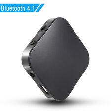 Bluetooth 4.1Transmitter Receiver Audio Wireless Adapter 3.5mm Jack A2DP TV UK