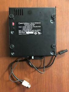 Motorola CDM Control Station Power SupplyHPN9033A
