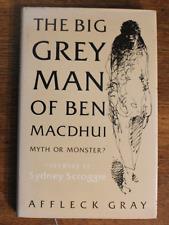 The Big Grey Man of Ben MacDhui - Affleck Gray - 1989
