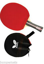 New Butterfly 302 Flared Table Tennis Racket Ping Pong Paddle Bat Racket