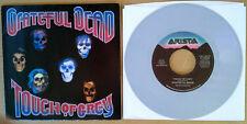 GRATEFUL DEAD - TOUCH OF GREY - ARISTA 45 - GREY VINYL + PICTURE SLEEVE