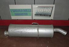MARMITTA TUBO SCARICO POSTERIORE PEUGEOT 205 1.3 1.6 1.8 1.9 BENZ XDT GTI RALLYE