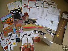 Nursery Rhyme resources on CD- rhyme sack, Jack and Jill, Humpty Dumpty EYFS/KS1