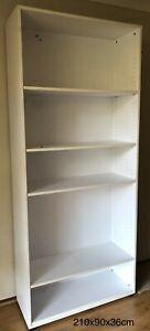 book case white 210x90x36 cm Ikea?