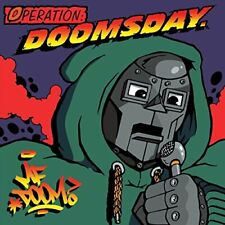 MF DOOM-OPERATION: DOOMSDAY CD NEW