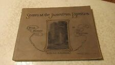 1907 Scenes at the Jamestown Exposition in Old Virginia Book