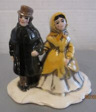 Mr. Ceramics Figurine Victorian Couple b86
