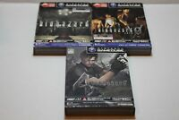 Nintendo GameCube Games Complete BioHazard Resident Evil Zero 4 Set - 3  Japan