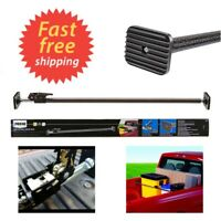 Ratcheting Cargo Bar Adjustable Pickup Truck Bed Holder Stabilizer Truck Bed Acc