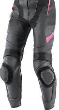 WOMEN/LADIES-Motorcycle/Motorbike Cowhide Leather Trouser Motorbike Racing Pant