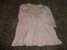 Nwot New Kissy Kissy Premier 6-9 Pink Poodle Stitched Dress