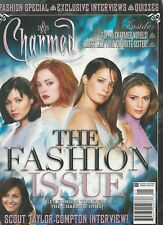 Charmed Magazine 20 Fashion Issue Quizzes Interviews Scout Taylor Compton NM