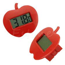 LCD Mini Digital Thermometer Fridge Freezer Home Room Work Temperature Kit