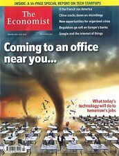 The Economist Magazin, Heft 3/2014 vom 18.1.2014: Coming to an office near you..