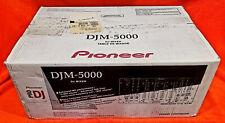 "BRAND NEW! FACTORY SEALED! Pioneer DJM-5000 Digital Mixer 19"" inch Rackmount 4ch"