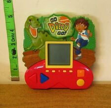 GO DIEGO GO handheld video game Nickelodeon adventure kids 2008 cartoon Zizzle