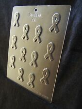 Awareness Ribbon Chocolate/Soap Mould / Moulds / Mold Free 1st class post