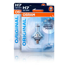Osram Original H7 Halogen 12V 55W 2 Blister