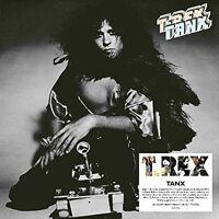 T.REX - TANX - 180GR VINYL LP MIT POSTER NEU