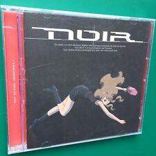 Rare NOIR (NOWARU) Animated TV Soundtrack OST CD Yuki Kajiura Japan Ali Project