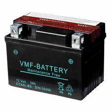 VMF Powersport Liquifix Battery 12 V 3 Ah MF YTX4L-BS Anti-leak 112x70x85mm