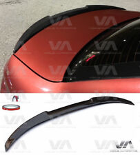 BMW 3 SERIES E93 M3 M4 STYLE REAL CARBON FIBER BOOT TRUNK LIP SPOILER