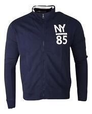 Tommy Hilfiger Men's Full-Zip Sweater Jacket - Dark Blue