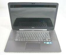 """Dell XPS 15Z L511Z 15.6"""" Intel i7-2640M 4GB DDR3 WIN7COA GT 525M Fair No HDD"""