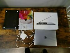 """Apple MacBook Pro 13"""" Laptop with Touchbar and Touch ID, 256GB - 2017 model"""