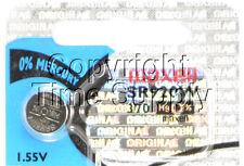 Maxell 370 SR920W SR920 V370 D370 SR69 Watch Battery 0% MERCURY ( 1 PC )