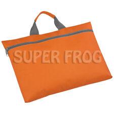 A4 Conference Bag Book Bags Case School Work Business Laptop Tablet Zip Handle