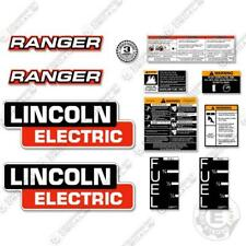 Lincoln Electric Ranger Decal Kit Welder Stickers 7 Year 3m Vinyl