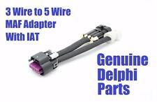 LS1 3 Wire to LS2 LS6 LQ4 Vortec 5 Wire MAF / IAT Sensor Adapter Wiring Harness