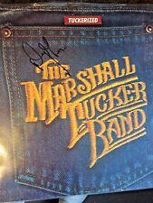 Marshall Tucker Band hand signed record album autographed Tuckerized!