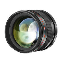 Neewer 85mm f/1.8 Portrait Aspherical Telephoto Lens for Nikon D5 D4S DF D4 D810