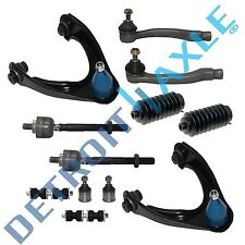 New 12pc Complete Front Suspension Kit for Honda Civic - Excludes SI Models