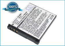 3.7V battery for Canon NB-8L, PowerShot A3100 IS, PowerShot A3000, PowerShot A31