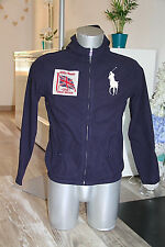 jolie veste garçon POLO by RALPH LAUREN great britain big pony taille 14-16 ans