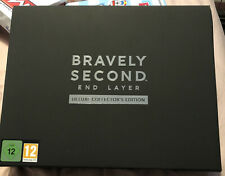 Bravely Second - Deluxe Limited Collector's edition Nintendo 3DS New Sealed
