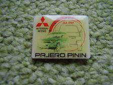 Pin Pajero Mitsubishi Motors Pajero Pinin IAA 1999